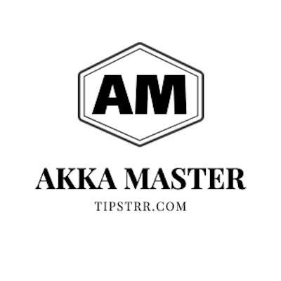 Akka Master logo