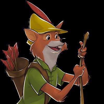 Robinhoodshorses logo
