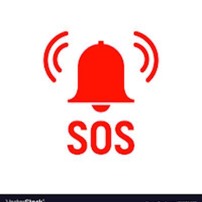 S. O. S. logo