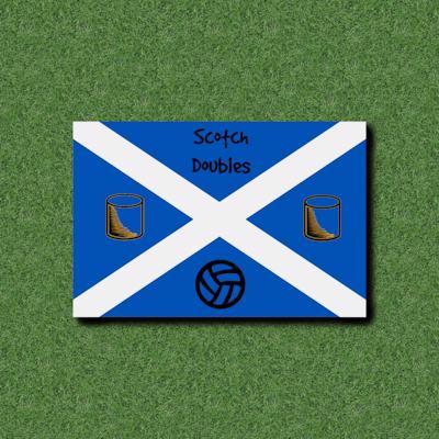 Scotch doubles logo
