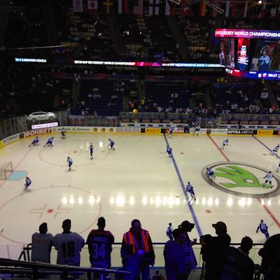The Ice logo