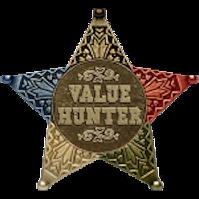 The Value Hunter1 logo