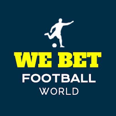 weBET Football World logo