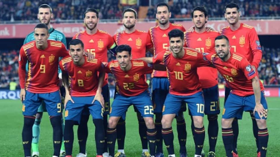 Euro Team Preview - Spain