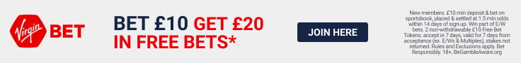 Bet £10, get £20 in FREE bets